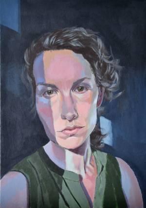 zelfportret / selfportrait
