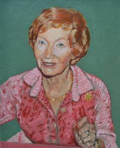 Portret Oma