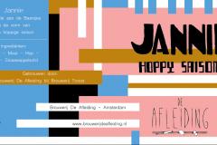 Label Jannie Bier