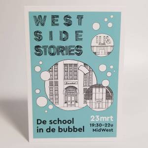 Flyer West Side Stories